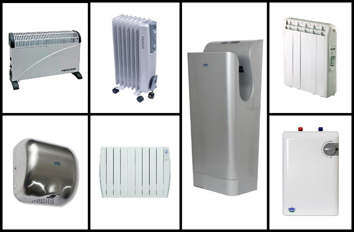 Electric Heaters KEW