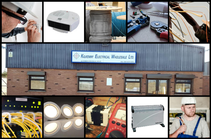 KEW Electrical Wholesalers Kilkenny About