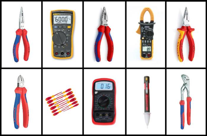Tools KEW